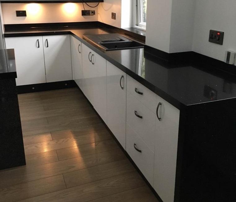 Kitchen Transformations Quartz Overlay Worktops Kt